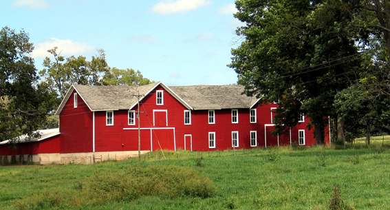 Miami County Parks District, Lost Creek Preserve and Knoop Heritage Agriculture Center