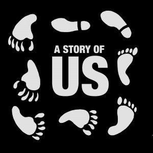 a story of us black and white