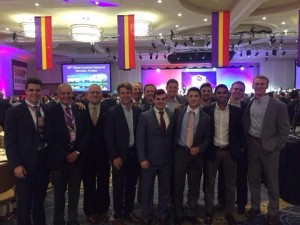 The Sigma Phi Epsilon - Ohio Gamma Chapter at the 54th Grand Chapter Conclave in Nashville, Tennessee