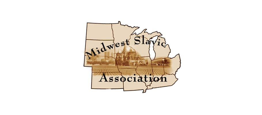 Midwest Slavic Association logo