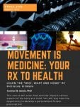 New Autumn 2019 course: Movement is Medicine