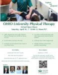 OU Physical Therapy Virtual OPEN HOUSE