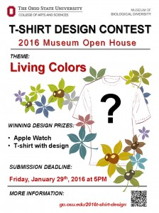 2016 T-Shirt Design Contest