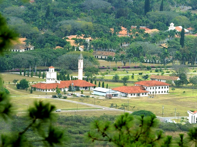 view of Universidad Zamorano