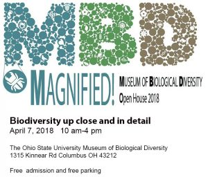 MBD Open House April 7th, 2018