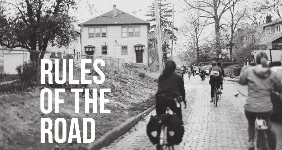 rules of the road, bikers