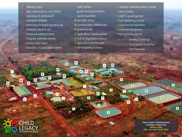 CLI map