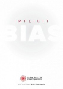 2015 State of the Science: Implicit Bias Review