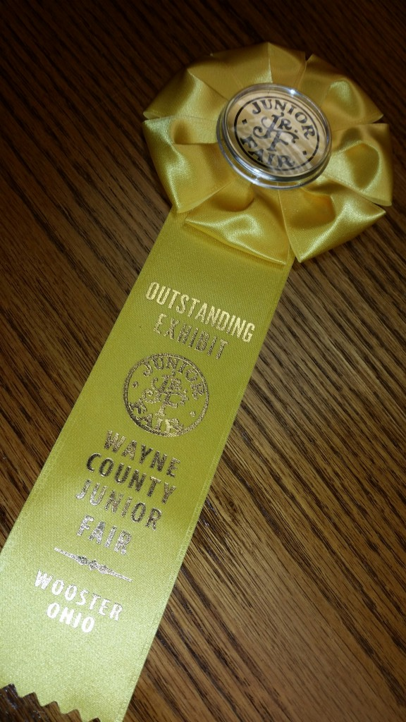 outstanding ribbon