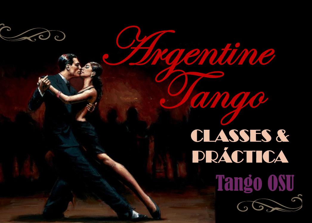 Argentine tango at OSU