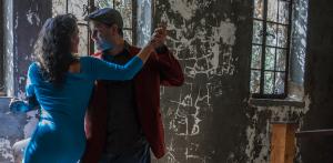 karen tango lesson and dance