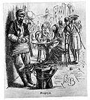 Boza Seller Image, Public Domain, CC0