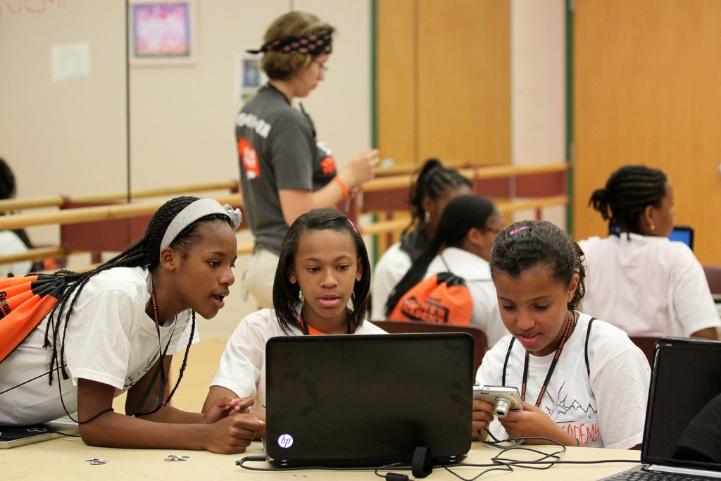 Geek Squad camp provides hands-on technology skills