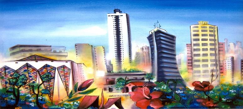 Barranquilla vistas, por Edison Roa