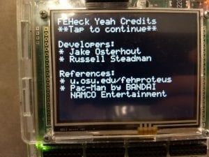 FEHeck Yeah credits