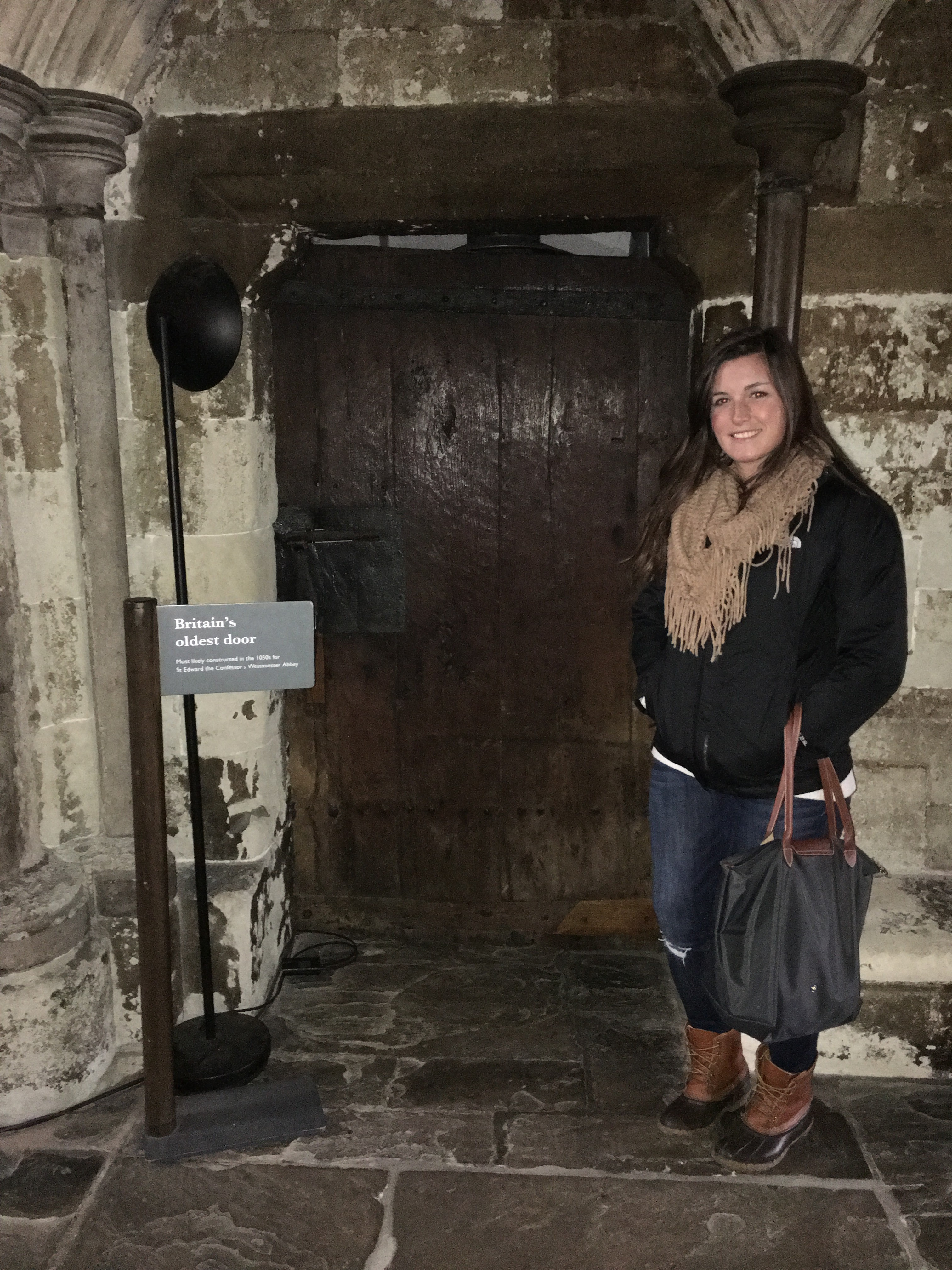 This oak door featured in Westminster Abbey is Britain\u0027s oldest and only Anglo-Saxon Door. The door has been standing for over 900 years dating back to the ...