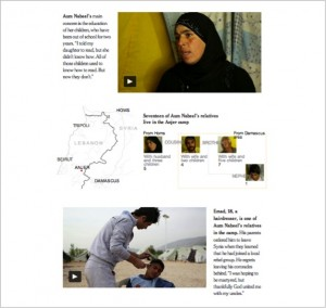 NYT interactive feature