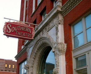 entrance to the Southern Theatre
