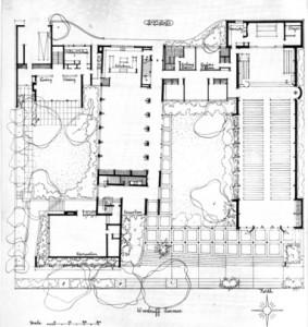 St. Stephen's floor plan