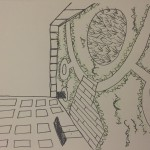 Sketch of the green roof