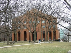 18th Avenue Library front facade