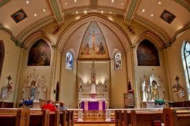 St Patrick Altar