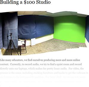 $100 EHE ESL Studio