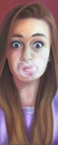 Self Portrait Pastel