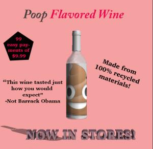 poo-bottle