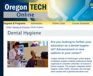 Dental Hygiene Online Program | koutras.7's Blog