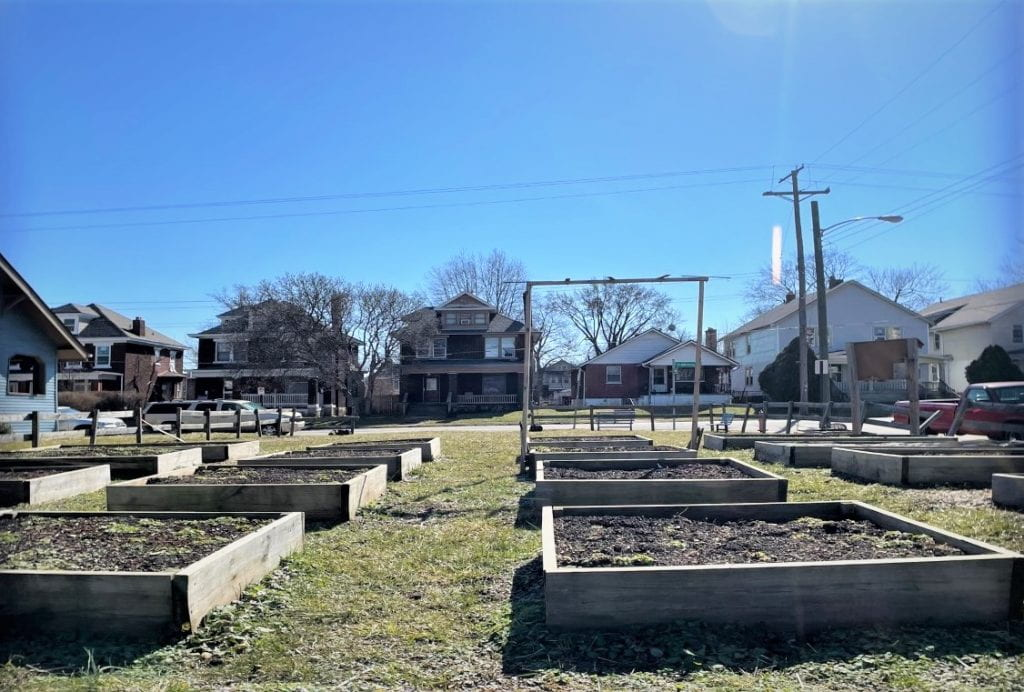 The Greenway Community Garden