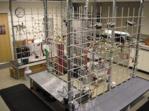 vacuum distillation lines