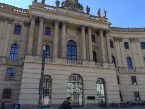 Humboldt University at Berlin, Germany
