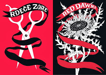 Red Dawns Festival poster