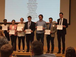 NGP students win travel awards