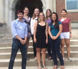 New NGP students
