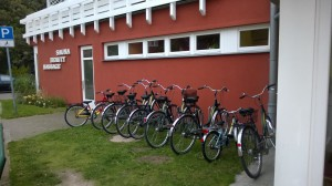 A common mode of transportation in Germany