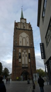 Rostock tower