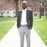 DaVonti' is the Graduate Associate working with the Strategic Initiatives and Urban Engagement unit.