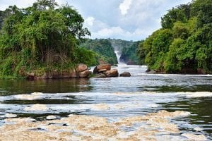 Image of Murchison Falls, Nile River