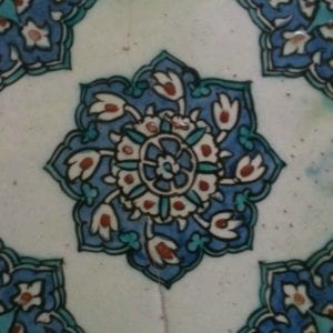 Image of Topkapi tile