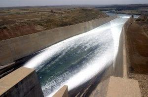 image of Mosul Dam