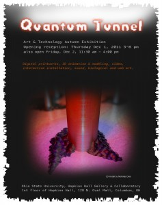 Autumn 2012, Quantum Tunnel