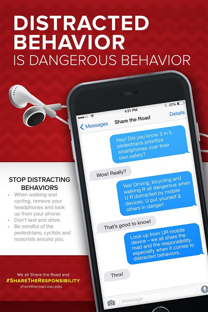 Distracted Behavior