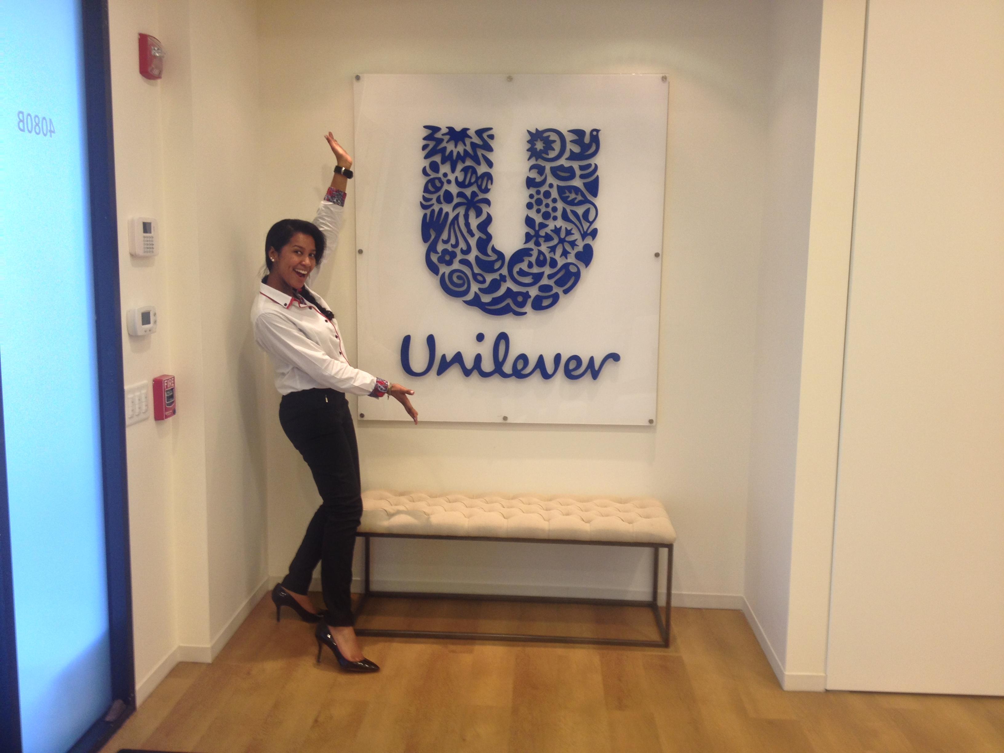 Unilever Summer Internship