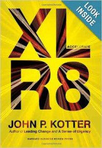 Accelerate by John Kotter
