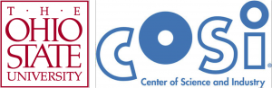 OSU COSI logo combi