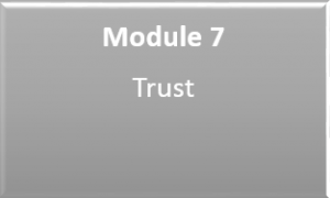 Link to Module 7: Trust