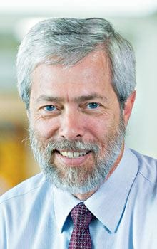 Photo of Gordon T. Smith