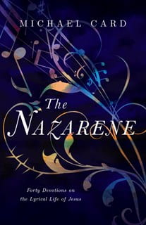 The Nazarene by Michael Card book cover